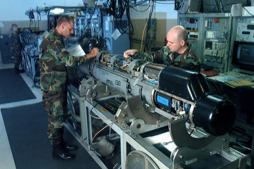 В США назвали оружие, в производстве которого американцы отстали от России на 20 лет