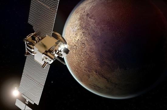 Российские учёные запишут звук планеты Марс