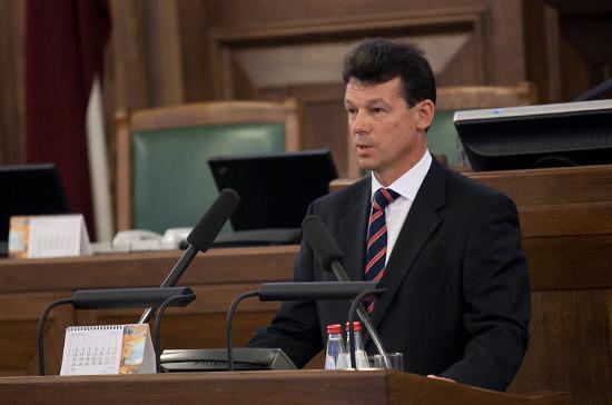 Латвийский Центр госязыка потребовал от мэра Даугавпилса говорить на чистом латышском