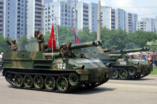 Государственная дума РФ: вКНДР готовятся кновым ракетным испытаниям