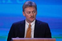 В Кремле раскритиковали формулировки украинского закона о реинтеграции Донбасса