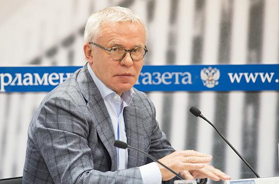 Дума назначала Фетисова своим спецпредставителем поспорту вмежпарламентских организациях