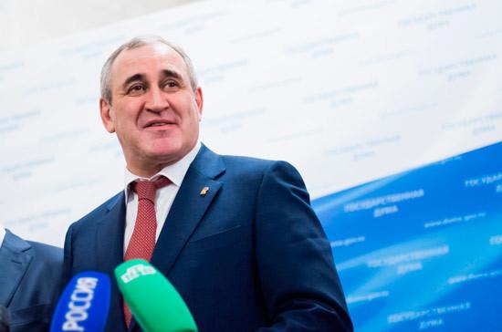 Сергей Неверов возглавил фракцию «Единая Россия»