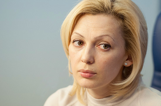 Ольга Тимофеева может стать вице-спикером Госдумы