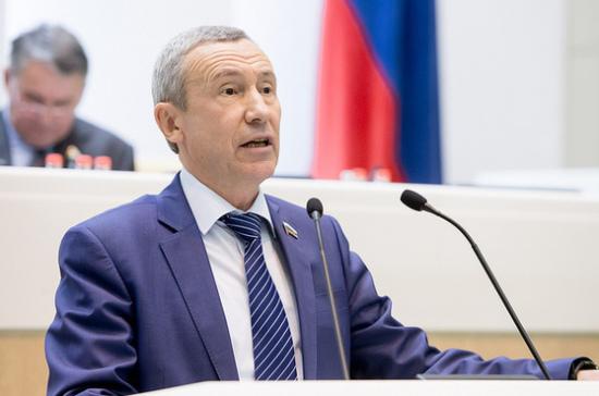 Клишас: парламент примет законы по сопротивлению вмешательству вделаРФ