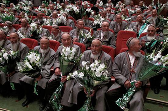 Совет старейшин Туркменистана преобразуют в Народный совет