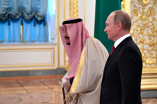 Саудовская Аравия намерена развить отношения с Россией, заявил политолог
