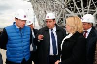Комиссия Совфеда проинспектировала Волгоград на предмет готовности к ЧМ-2018