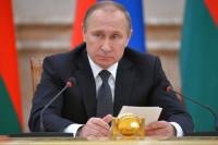 Путин 12 октября встретится с представителями деловых кругов Германии