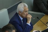 Владимира Васильева освободили от должности руководителя фракции «Единая Россия»
