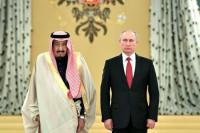 Саудовская Аравия теснее сблизилась с Россией