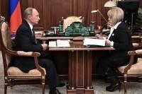 Путин поручит Генпрокуратуре и СКР проверить нарушения на сентябрьских выборах