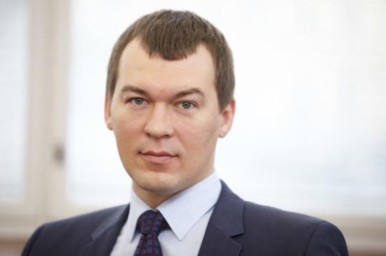 Дегтярёв прокомментировал идею назначить Фетисова спецпредставителем Госдумы в международных организациях