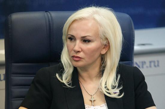 Ольга Ковитиди призвала решить вопрос медицинской помощи в школах на законодательном уровне