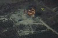 Минобороны РФ опубликовало видео авиаударов по террористам в сирийском Меядине