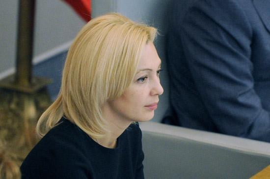 Ольгу Тимофееву избрали вице-спикером Госдумы
