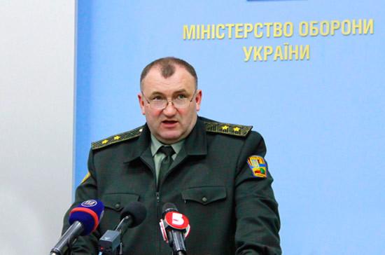 Замминистра обороны Украины попался на коррупции