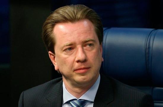 Главой комитета Госдумы по экологии и охране окружающей среды избран Владимир Бурматов