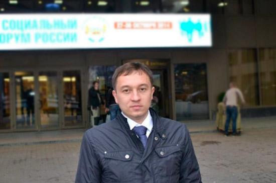 ЦИК сказал свободный мандат депутата Государственной думы Олегу Быкову