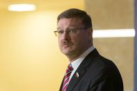 Косачев: Межпарламентский союз займётся сирийской проблемой