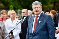 Порошенко отверг предложение президента Чехии о компенсациях за Крым