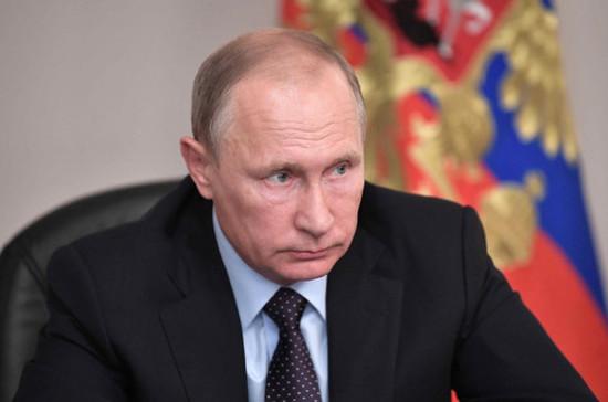 Путин отметил экономическое взаимодействие c ФРГ несмотря на сложности в политике