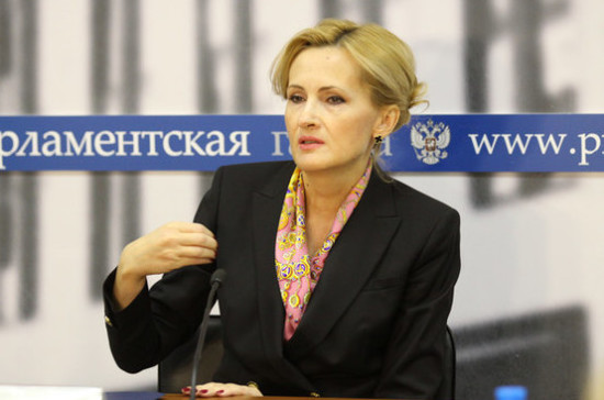 Яровая: в ПАСЕ осознали угрозу этноцида на Украине после принятия в стране закона об образовании