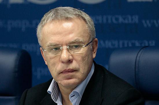 Вячеслава Фетисова выбрали спецпредставителем Государственной думы по задачам развития спорта