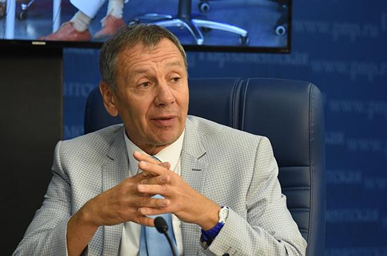 Сергей Марков: двухпартийная политическая система в России обеспечит стабильность