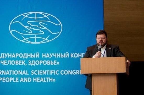 Депутат Марченко призвал отказаться от политизации спорта ради возвращения чистоты олимпийскому движению