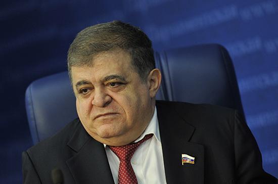 Джабаров призвал арестовать американскую собственность в РФ