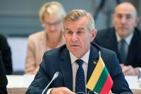 В Брюсселе литовскую парламентскую делегацию не пустили в самолёт