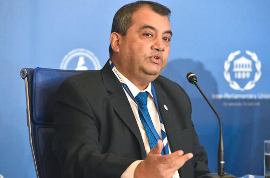 Сабер Чоудхури: Межпарламентский союз вернулся в Россию