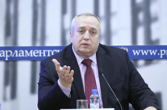 Клинцевич: запрет Турции на прием кораблей из портов Крыма может сказаться на урегулировании в Сирии