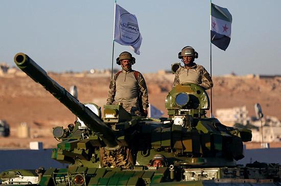Сирийская армия выбила ИГ из стратегически важного поселения в пригороде Дейр эз-Зора