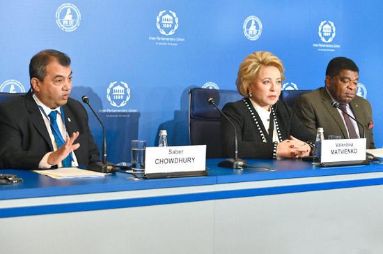 Парламентарии России проведут в Санкт-Петербурге более ста двусторонних встреч