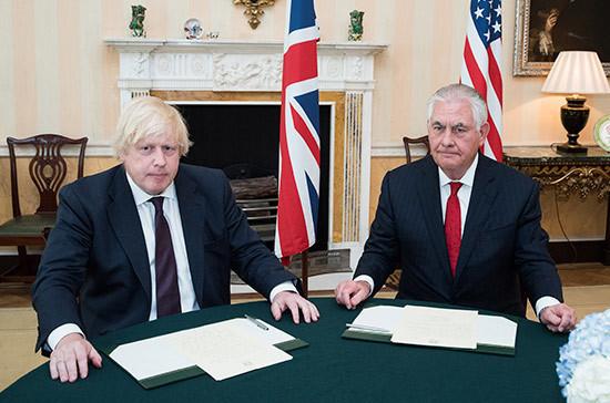 ВМИД Великобритании сообщили оготовности продолжать разговор сРоссией