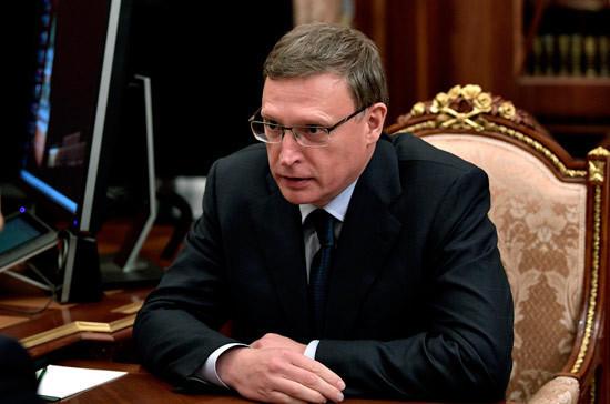 Госдума досрочно прекратила полномочия Александра Буркова