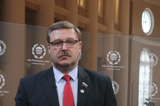 Выборы нового главы МПС назначены на утро 18 октября, сообщил Косачев