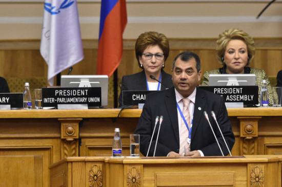 Галина Карелова избрана председателем форума женщин-парламентариев
