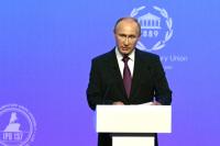 Владимир Путин предложил миру задуматься о послевоенном восстановлении Сирии