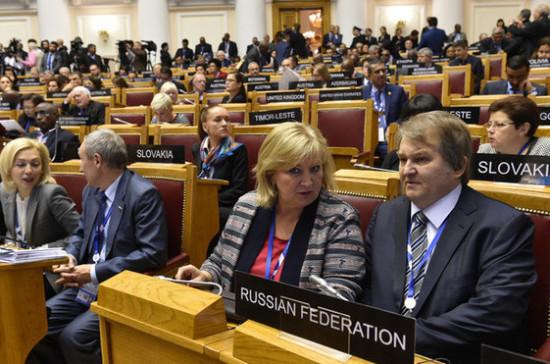 Россия предложила ООН собрать глав государств и лидеров мировых религий