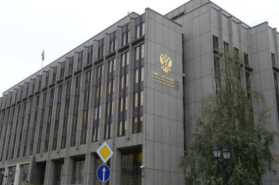 В Совете Федерации намерены разработать законопроект о детском питании в осеннюю сессию