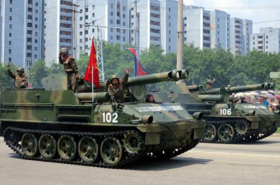 Евросоюз ввёл новые санкции в отношении КНДР