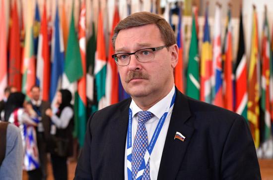 В Совете Федерации заявили, что Запад обязан участвовать в послевоенном восстановлении Сирии