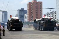Россия ввела санкции против КНДР в ответ на ракетно-ядерные испытания