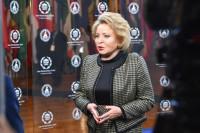 Матвиенко объяснила, почему РФ поддержала санкции против Северной Кореи