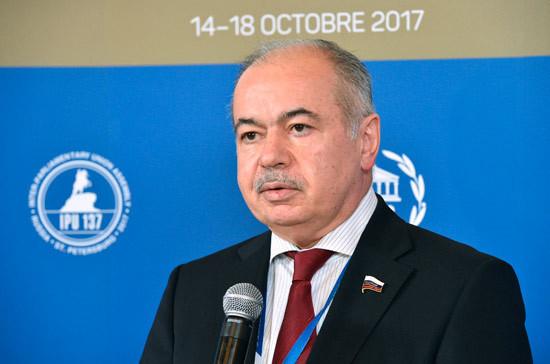 Ильяс Умаханов: по основным принципам резолюции о демократии споров не было