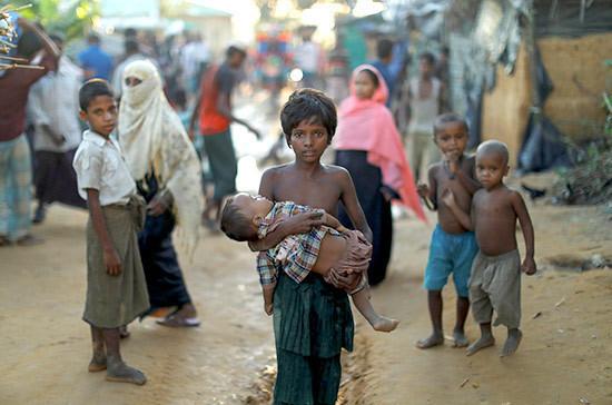 Участники 137-й Ассамблеи МПС приняли резолюцию по проблеме мусульман-рохинджа