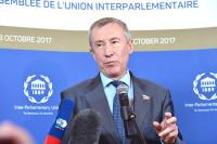 Климов назвал Россию флагманом мира в деле защиты госсуверенитета